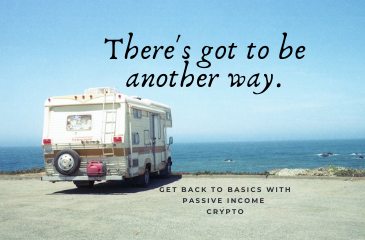 Bitcoin, Crypto Currency is the new Overlanding